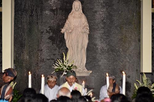 pendapa Maria Bunda Penolong